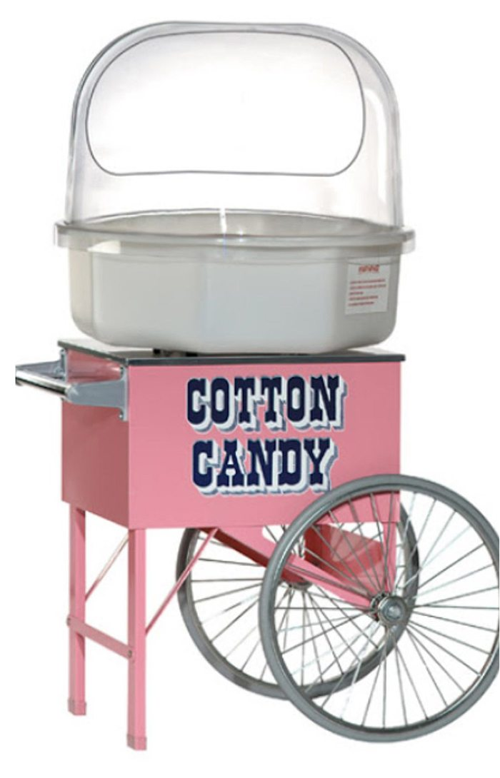 Candy Floss Hire - Candy Lady