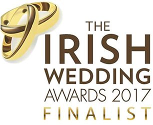 Irish Weddings Awards Finalist 2017 - Candy Ladt