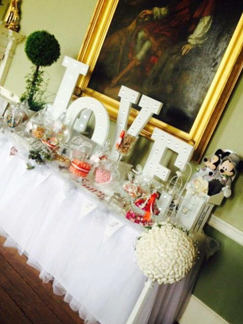 Candy Buffet Hire - Candy Lady