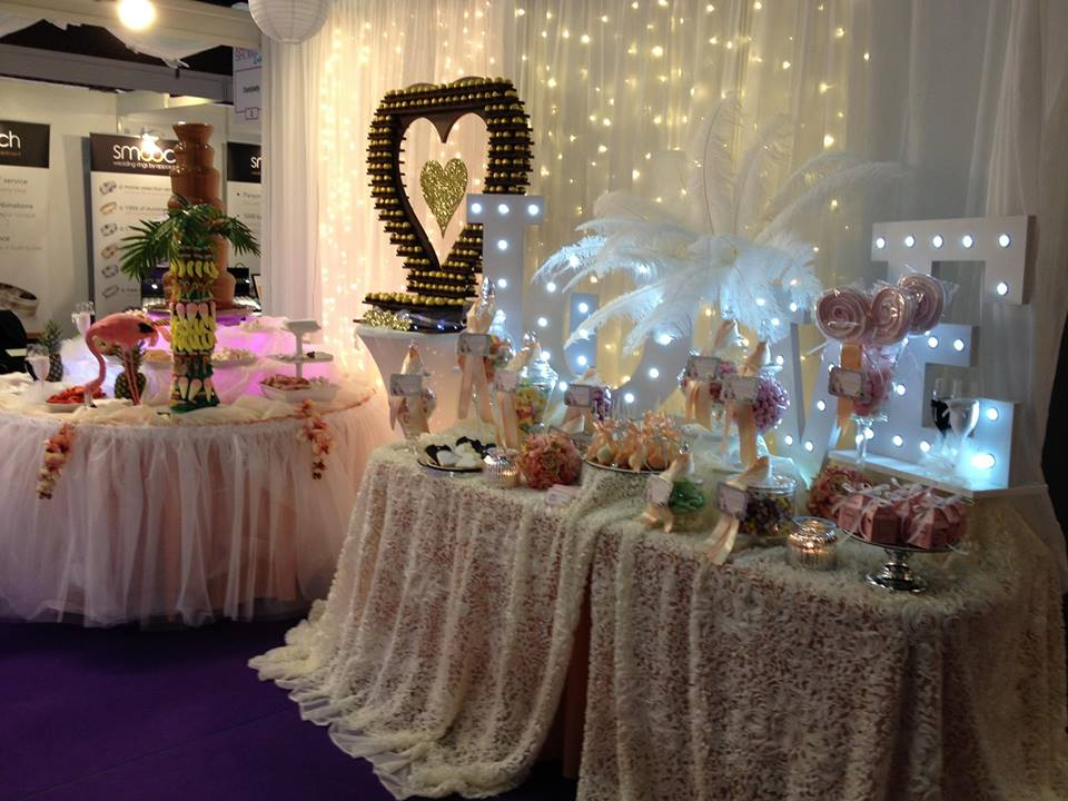 Candy Buffet Tables - Candy Lady