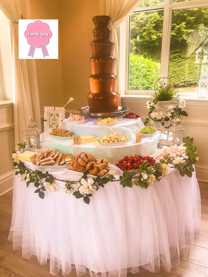 Chocolate Fountain Hire - Candylady