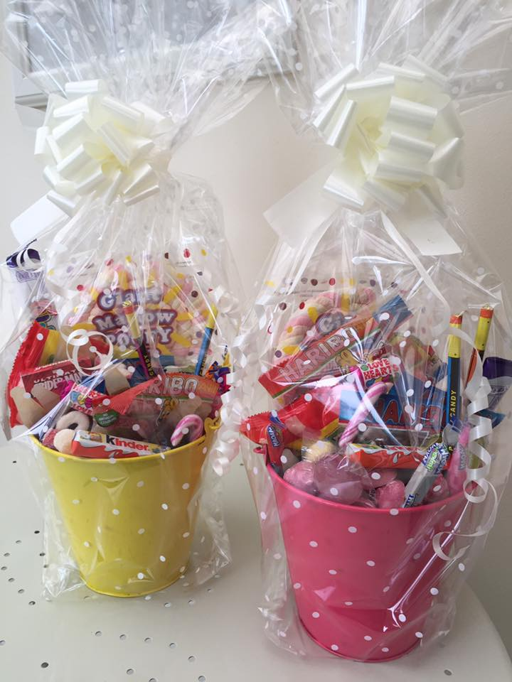 Sweet Hampers -Candy Lady