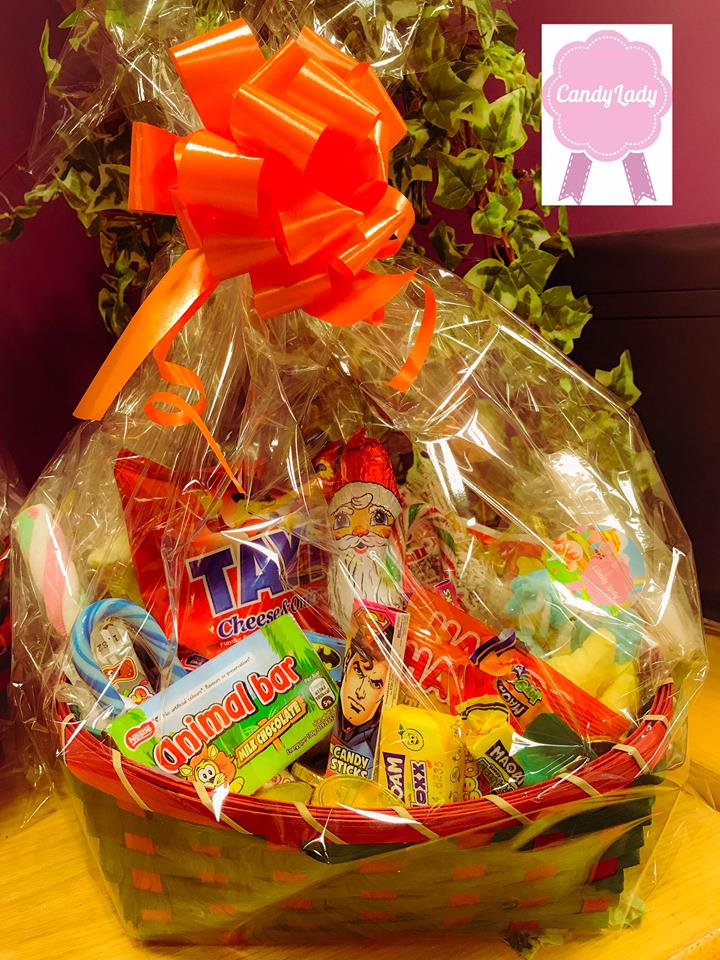 Sweet Hampers - Candy lady