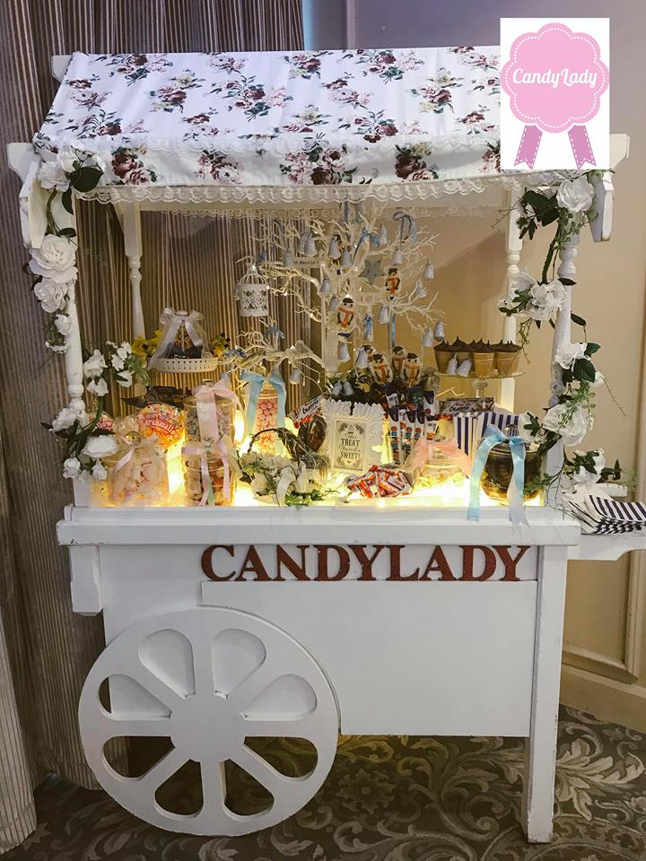 Candy Cart Hire - Candy Lady