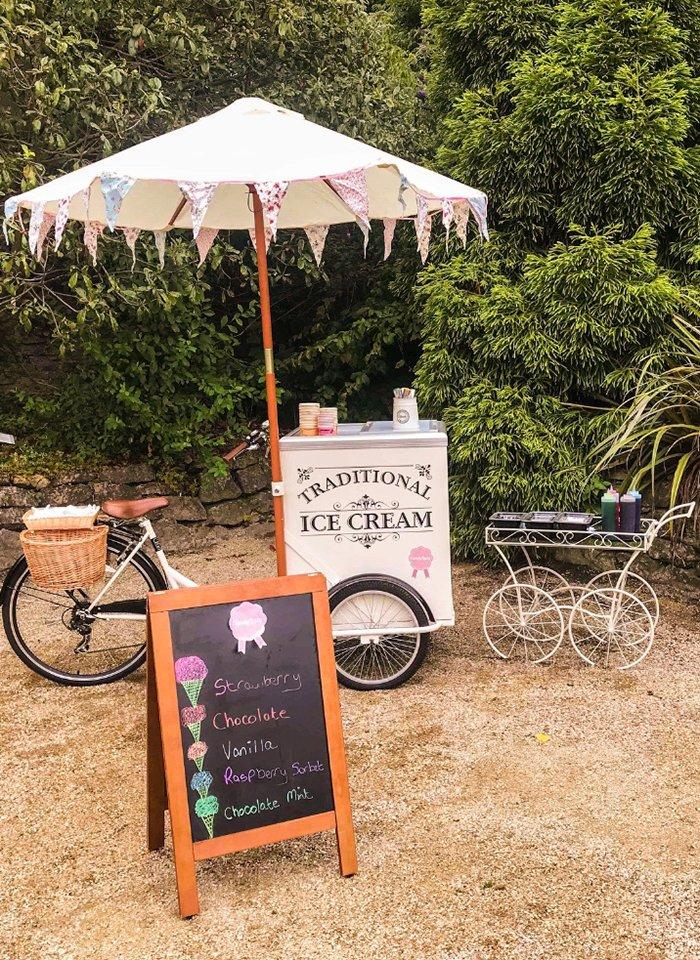Ice Cream Bike - Candy Lady