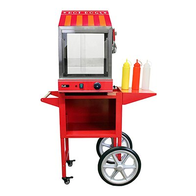 Hot Dog Cart Hire - Candy Lady