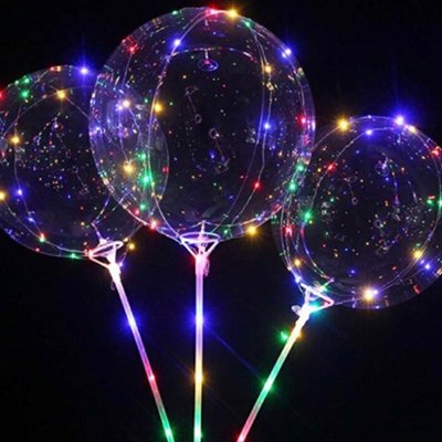 Balloons For All Occasions - Candy Lady Services