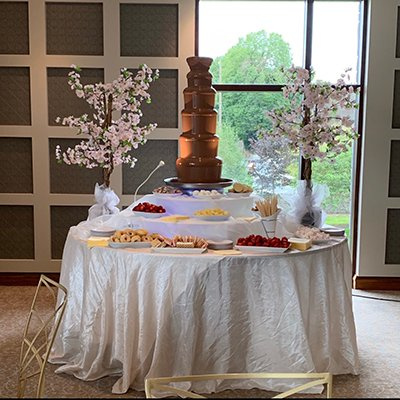 Chocolate Fountain Hire | Chocolate Fountains Dublin - Candy Lady Services