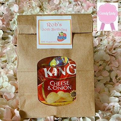 Tayto / King Crisp Sandwich - Candy Lady
